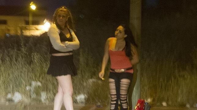 los anuncios de prostitutas en los parabrisas serán ilegales prostitutas con suerte