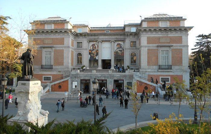 Orgullo de madrid el museo del prado mejor museo de for Lamucca calle del prado 16 madrid