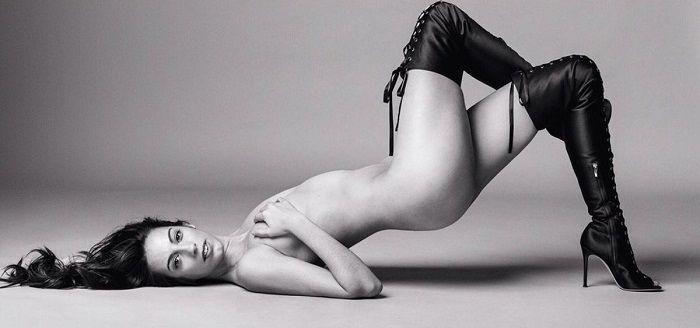 Almudena Cid Se Desnuda Para Reconciliarse Con Su Cuerpo El Correo
