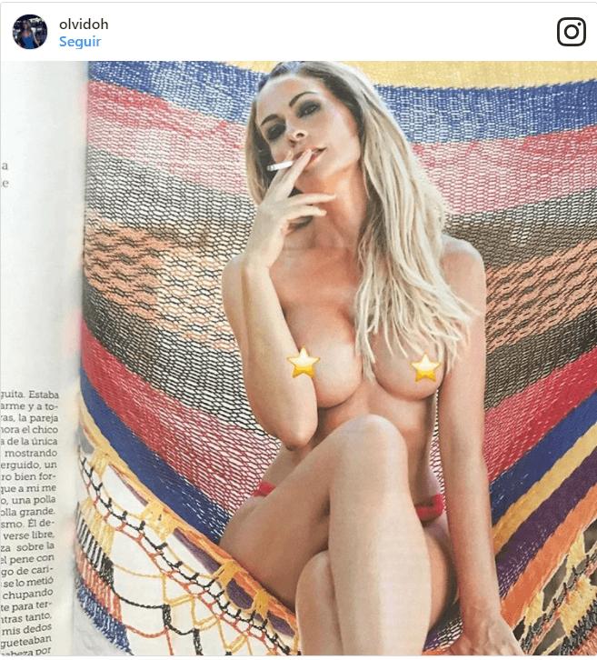 El Diario Erótico De Olvido Hormigos El Correo De Pozuelo
